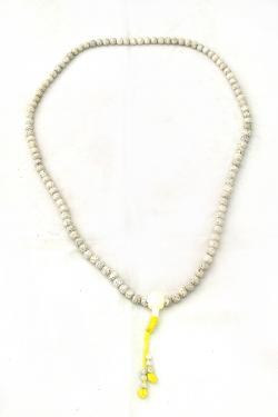 White Lotus Mala - (NH-006)