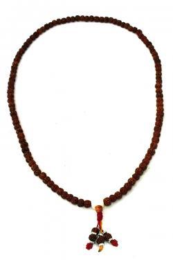 Cut Rudraksha Mala - (NH-015)