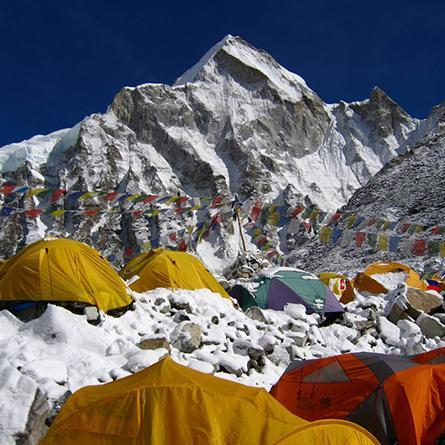 Everest Base Camp Trekking - 17 Days/16 Nights