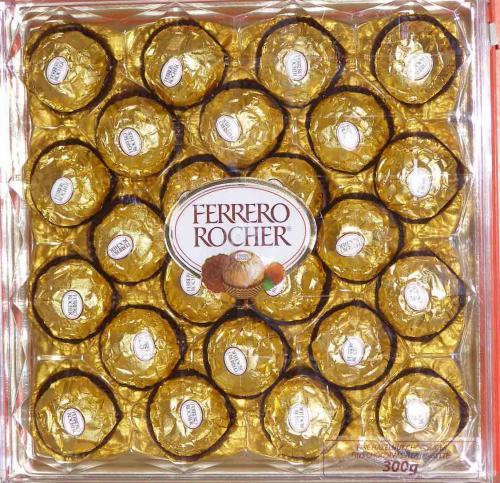 Ferrero Rocher Chocolate (300grm)