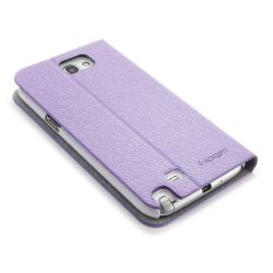 Galaxy Note 2 Case Hardbook Lavender - (OS-201)