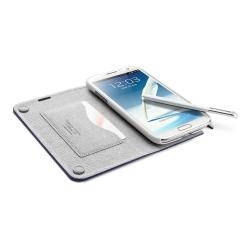 Galaxy Note 2 Case Hardbook Navy - (OS-202)