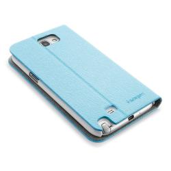 Galaxy Note 2 Case Hardbook Sky Blue - (OS-203)