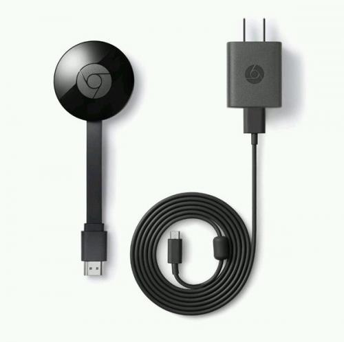 Google Chromecast (2015 Model) - (OS-231)