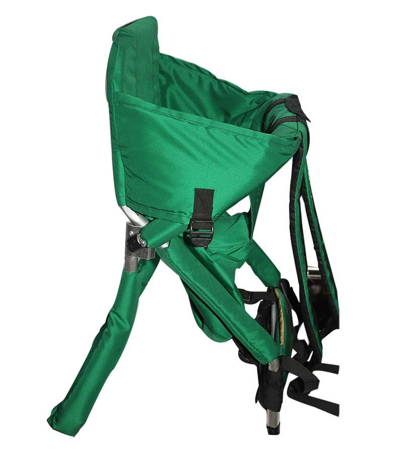 Green Baby Carrying Bag