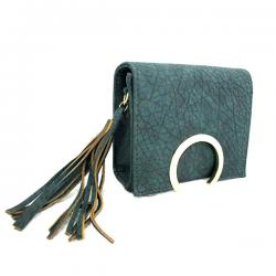 Green Side Bag For Ladies - (LAC-022)