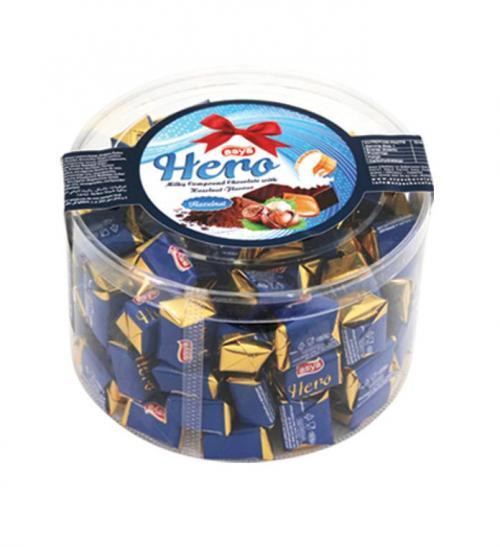 Hero Gift Baton Hazelnut