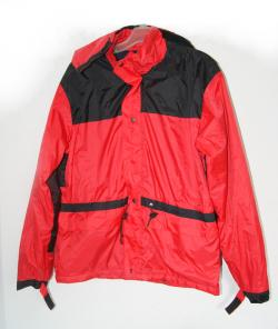 Himalayan Jacket (Red & Black)