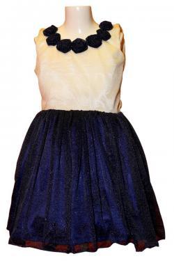 Short Frock Style Dress - (JU-045)