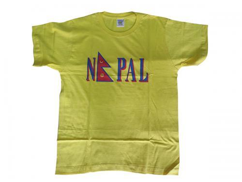 Nepal T-Shirt - 100% Cotton