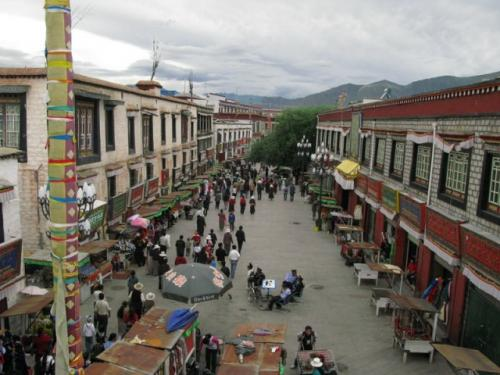 Tiber tour 4 Nights/5 Days Tibet Tour