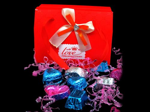 Red Love Pack Chocolate (TCG-001) - 30 Pieces in a Pack