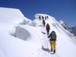 Nepal Peak Climbing Courses- Island Peak