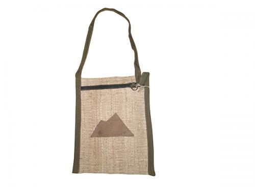 Passport Bag (Organic Hemp)