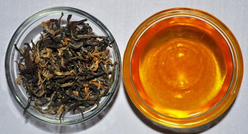 Organic Gold Loose Leaf Tea