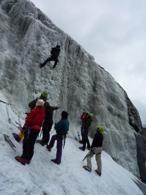 Island Peak and Lobuche Climbing Courses