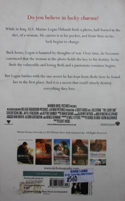 The Lucky One (Nicholas Sparks)