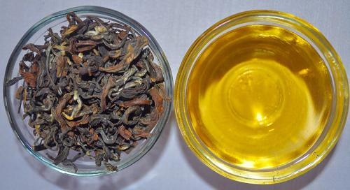 Organic Oolong Loose Leaf Tea