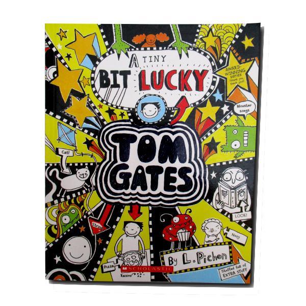 Tom Gates: A Tiny Bit Lucky - (BL-076)