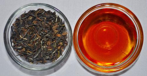Organic Black Loose Leaf Tea