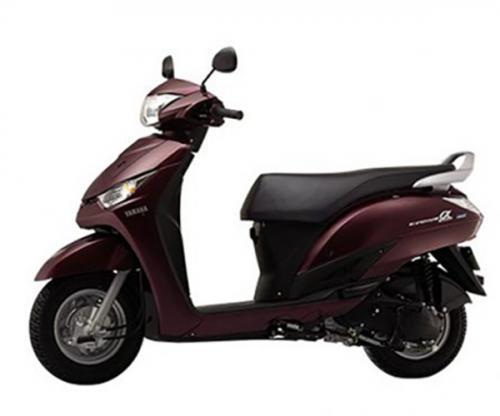 Yamaha Alpha Scooter - (YAMAHA-ALPHA)