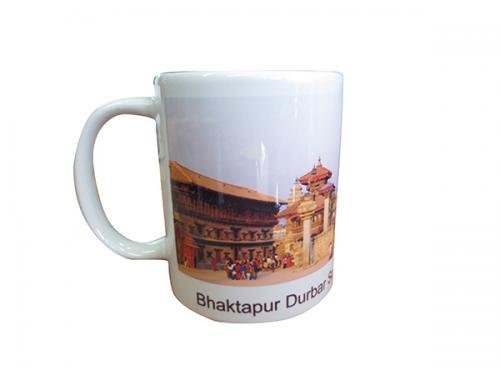 Ceramic Cups With Image Of Durbarsquare