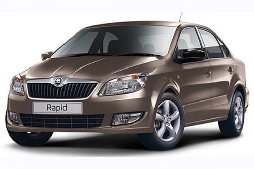 Skoda Czech Rapid Ambition - (SKODA-006)