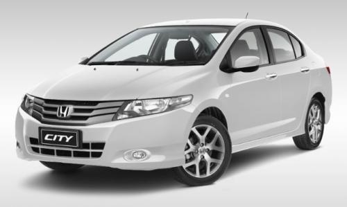 Honda City 1.5 SV CVT 1497cc - (HONDA-020)
