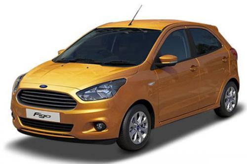Ford Figo Aspire 1.5-litre Titanium Plus Diesel - (FD-020)