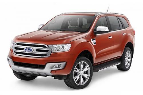 Ford Endeavour 2.2-litre MT Trend - (FD-027)
