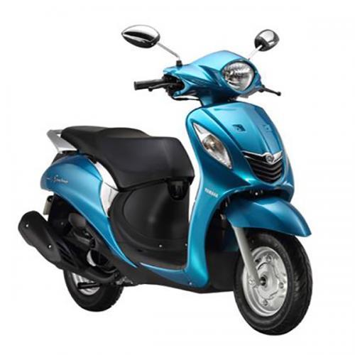 Yamaha Fascino Scooter - (YAMAHA-FASCINO)