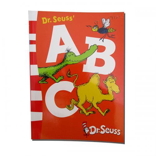 Dr Seuss's ABC - (BL-032)