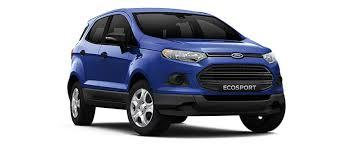 Ford EcoSport 1.5 Diesel MT Titanium O - (FD-037)