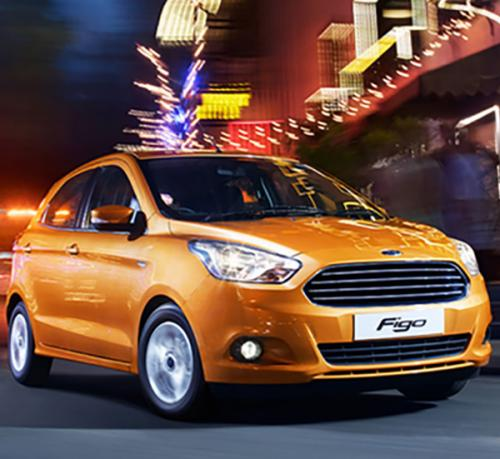All New Figo 1.2 L (Petrol) Titanium - (FD-039)