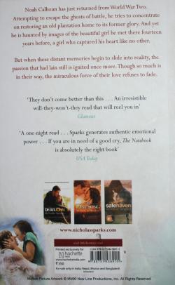 The Notebook (Nicholas Sparks)