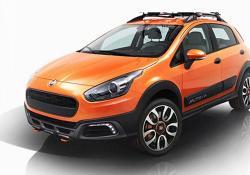 Fiat Avventura Active Petrol Engine - (FIAT-004)