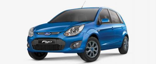 All New Figo 1.5L (Petrol) Titanium A/T - (FD-040)