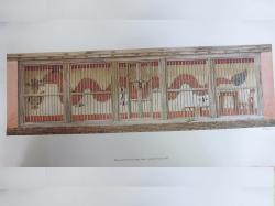 Naga, Painted Stucco, Patan By Robert Powell 1990