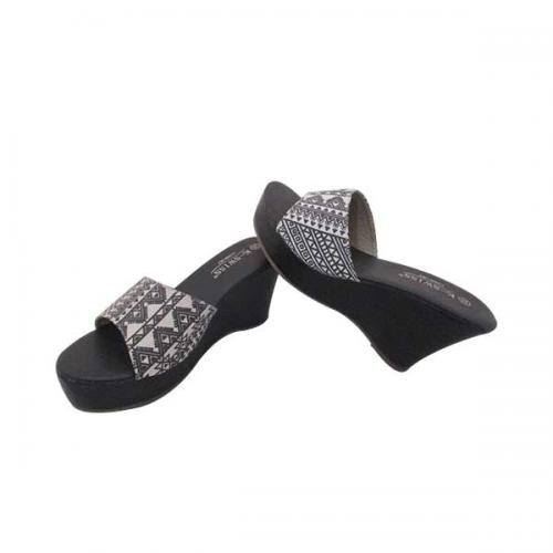 New Stylish Wedge Heel Sandals for Ladies - (MS-0019)