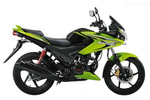 Honda CBF Stunner 125cc - (HONDA-008)