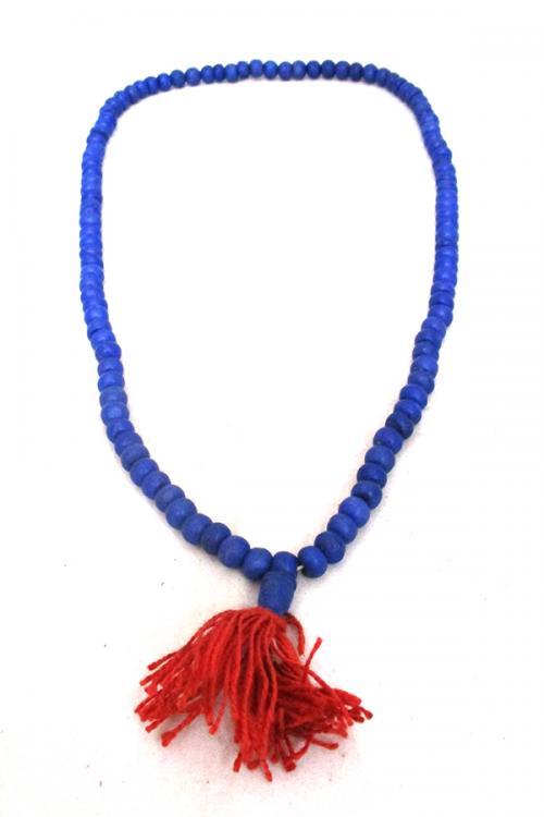 Blue Yak Bone Mala - (NH-039)