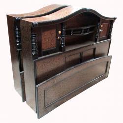 Pharmica Railing Box Bed - (RD-045)