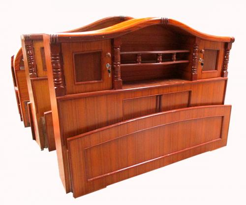 Tie Box Bed - (RD-023)