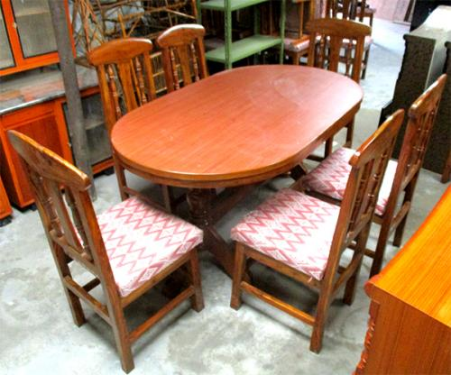 Dinning Table - Small - 10% OFF - (RD-047)