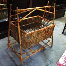 Children's Cradles Newborn Soothing Shaker Basket - (RD-026)