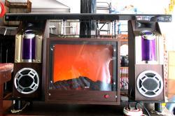 Display Design LED TV Rack - 10% OFF - (RD-049)