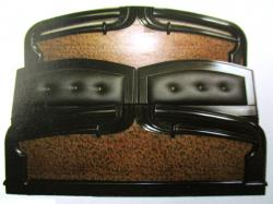 Bed With SIde Box - (RD-052)