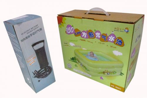 Baby Swimming Pool - Free Water Pump - (HH-010)