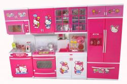Hello Kitty Kitchen Set For Children - (HH-014)