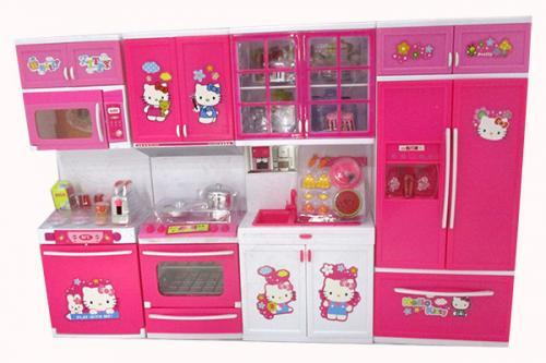 Hello Kitty Kitchen Set For Children - (HH-014)